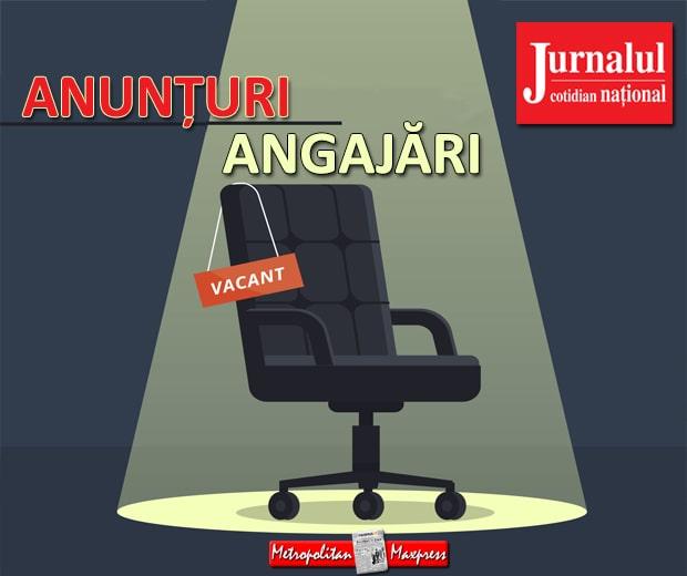 angajari jurnalul national